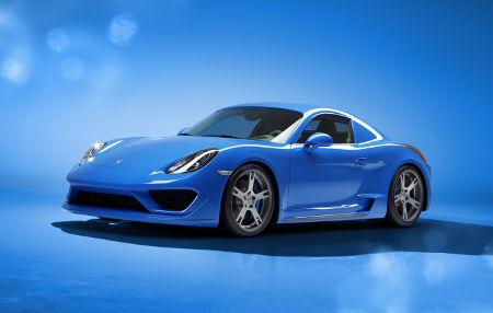 Studiotorino Moncenisio Porsche Cayman