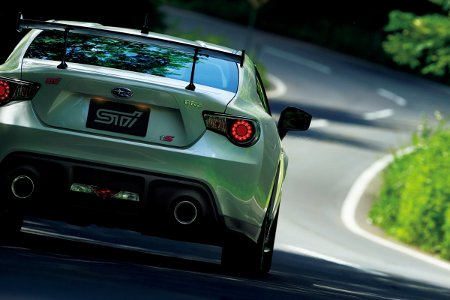 Subaru BRZ ts GT