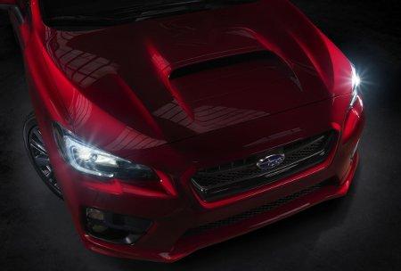 Subaru WRX Serie Teaser