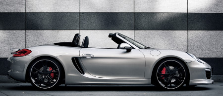 Aero-Kit Porsche Boxster 981 by TechArt