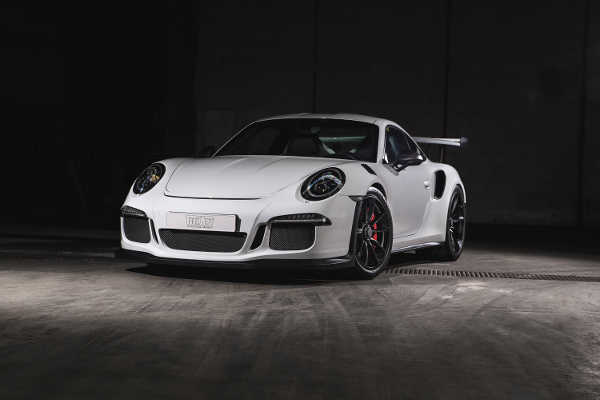 Porsche Carbon 911 GT3 RS by TechArt