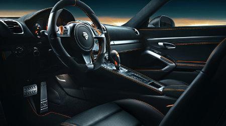 Porsche Cayman II by TechArt