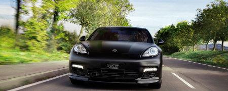 Porsche Panamera Diesel by TechArt