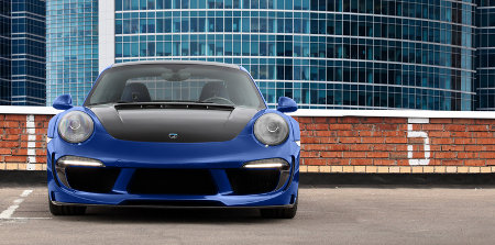 Porsche 991 Stinger by TopCar