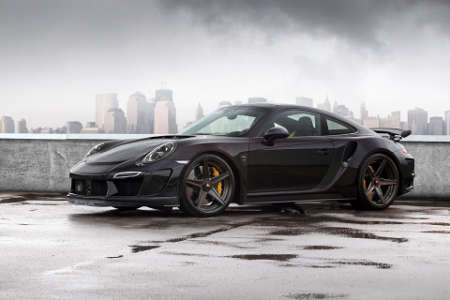 Porsche 911 991 Stinger GTR Black 2/25 by TopCar