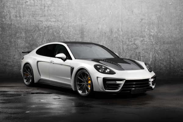 Porsche Panamera Stingray GTR edition TopCar