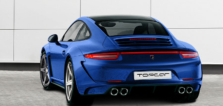 Porsche 911 Carrera 4/4S by TopCar