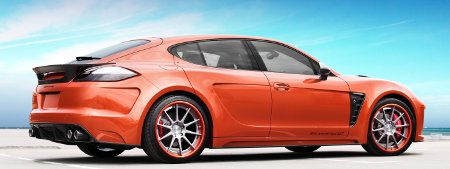 Porsche Panamera Stingray GTR 09/25