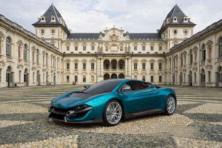Torino ATS Wildtwelve Concept
