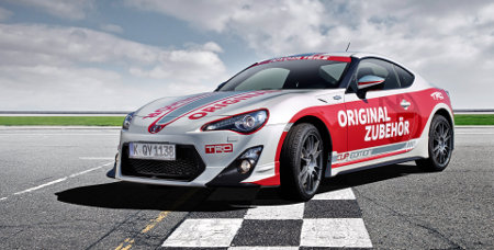 Toyota GT86 Cup Pace Car VLN