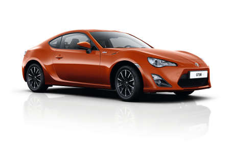 Toyota GT86 Pure 2015