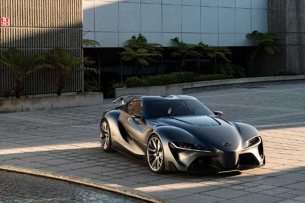 Toyota FT-1 Concept Supra