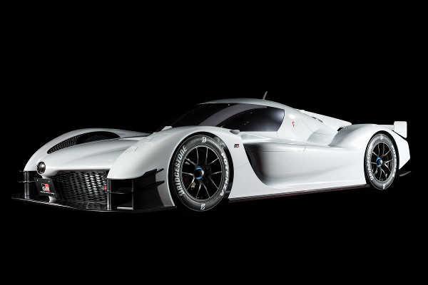 Toyota GR Super Sport Concept Tokyo Auto Salon 2018
