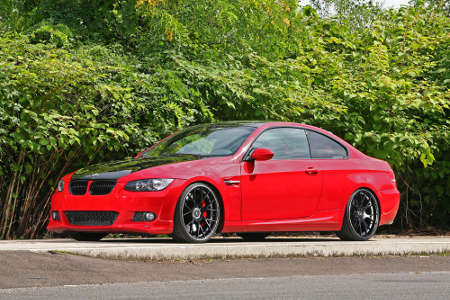 BMW 3er Coupé E92 by Tuning Concepts