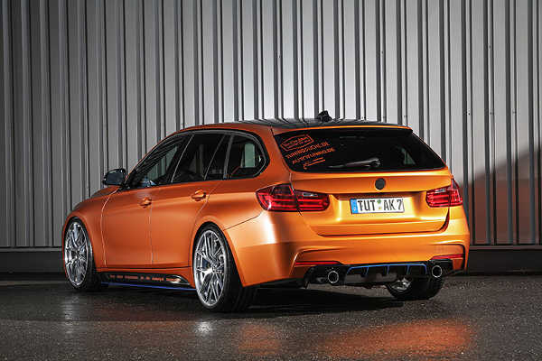 BMW 3er Touring F31 by Tuningsuche