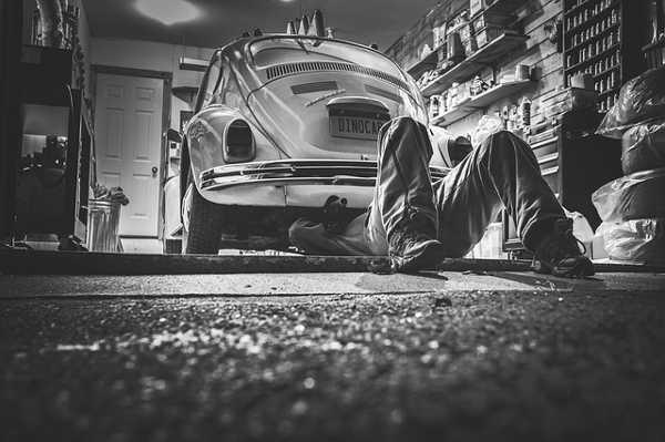 Autoreparatur in Eigenregie