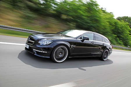 Väth Mercedes CLS 63 AMG V63 Shooting Brake