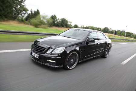 Mercedes E 500 Biturbo by Väth