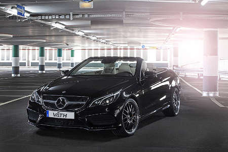 Mercedes-Benz E500 Cabrio by Vaeth