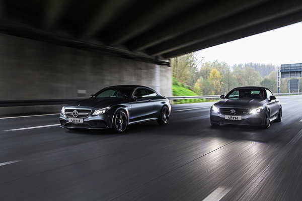 Mercedes-AMG C63 Coupé & Cabrio by Väth