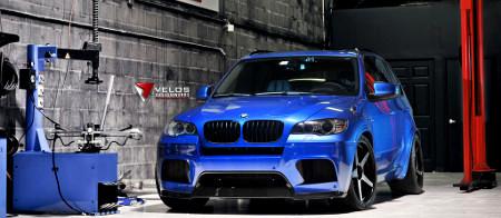 BMW X5 M by Velos Designwerks