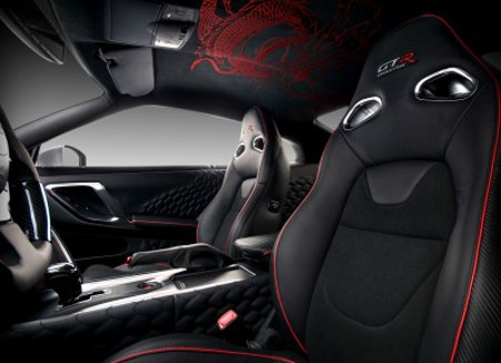 Nissan GT-R China Edition by Vilner
