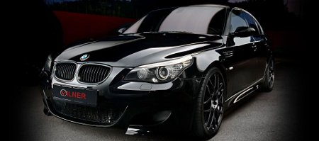 BMW M5 E60 by Vilner