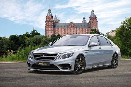 Voltage-Design Projekt S65 Mercedes S65 AMG