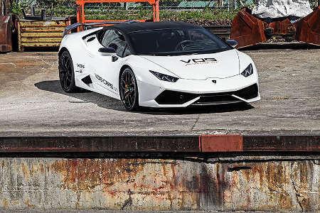 Lamborghini Huracán by VOS GmbH