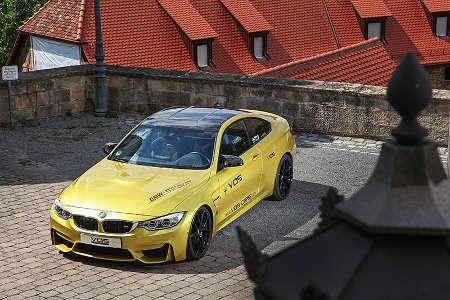 BMW M4 Projekt by VOS GmbH