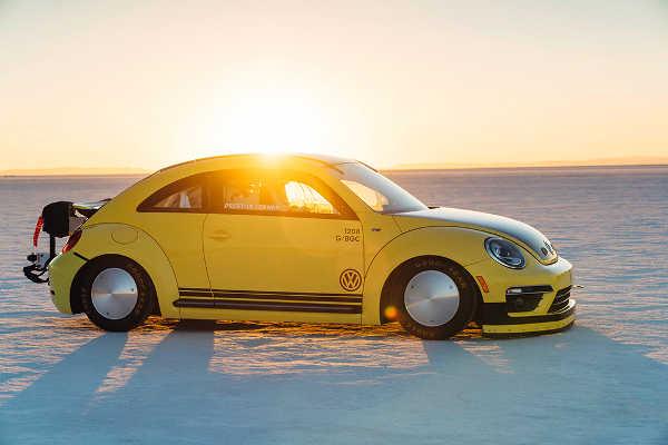 VW Beetle LSR 2016