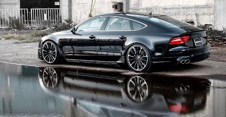 Audi A7 Sportback by WALD International