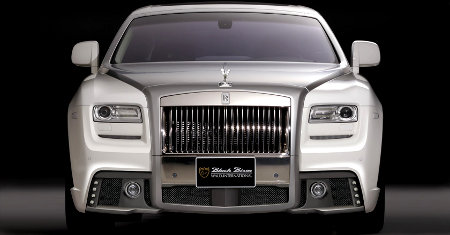 Rolls-Royce Ghost Black Bison Edition