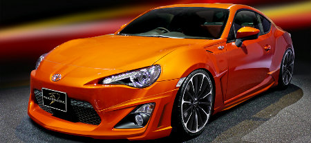 Toyota GT 86 by WALD International