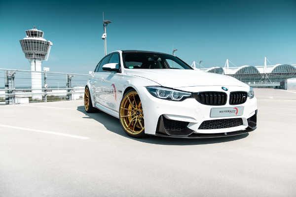 BMW M3 GTS+ Wetterauer