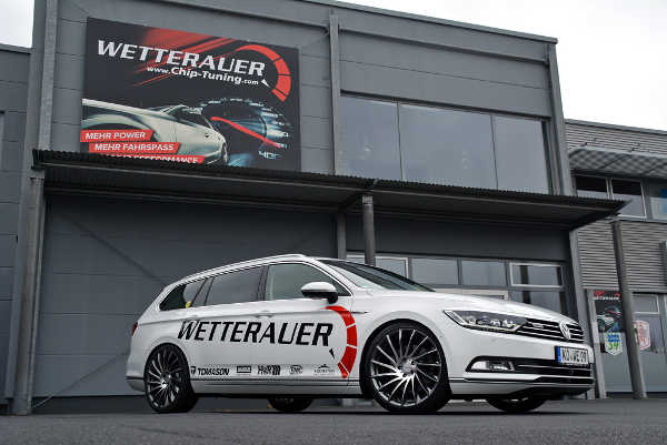 VW Passat 2.0 TDI by Wetterauer Engineering