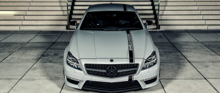 Mercedes CLS63 AMG by Wheelsandmore
