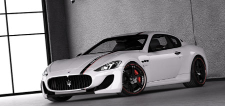 Maserati GranTurismo MC Stradale Demonoxious by Wheelsandmore