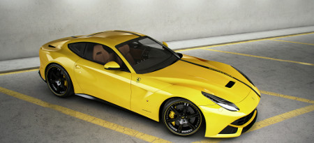 Ferrari F12 Berlinetta by Wheelsandmore