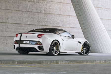 Ferrari California Wheelsandmore Collection La Famiglia