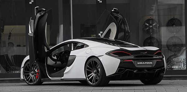 McLaren 570 GT Hornesse Wheelsandmore