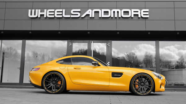 Mercedes-AMG GT-S Startrack 6.3 by Wheelsandmore