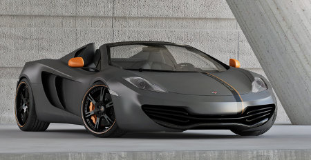 McLaren MP4-12C Spider by Wheelsandmore