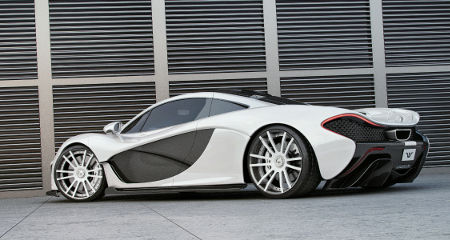 McLaren P1 by Wheelsandmore