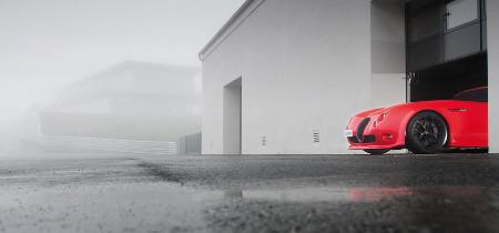 Wiesmann GT MF4-CS Genf 2013