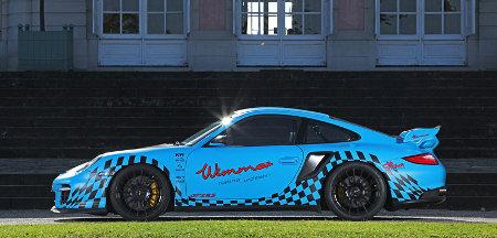 Porsche 911 GT2 RS by Wimmer