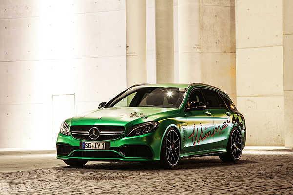 Mercedes-AMG C 63 S Wimmer