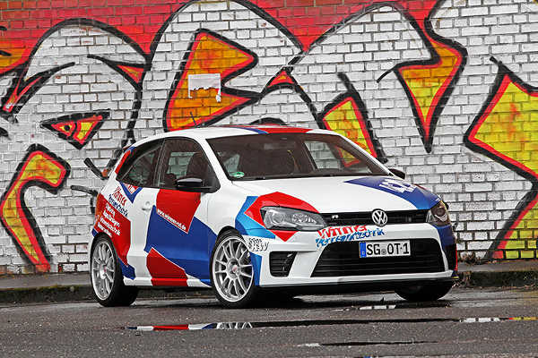 VW Golf R WRC by Wimmer