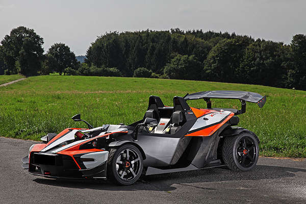 KTM X-Bow R Limited Edition by Wimmer