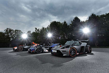 KTM X-Bow Trio Infernale by Wimmer